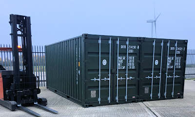 247 Shipping Container Storage A140 Self Storage Warehouse